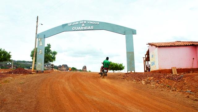 O município de Guaribas, no Piauí, seria um das afetados com a medida, já que possui menos de 5 mil habitantes (Foto: Reprodução/G1)