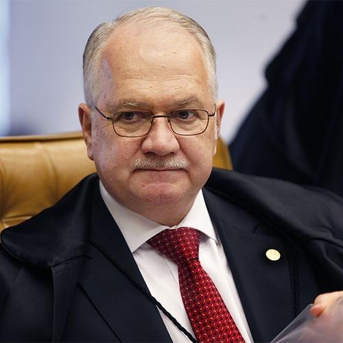 Ministro Edson Fachin, do Supremo Tribunal Federal (Foto: Agência STF)