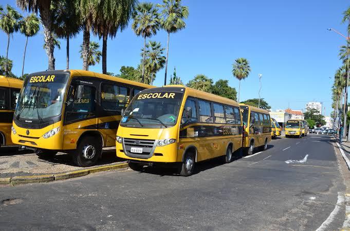 Transporte Escolar (Imagem: Reprodução)