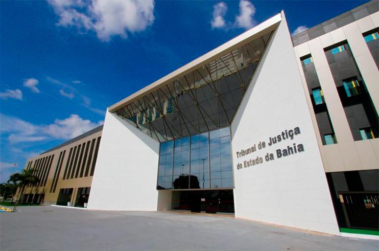 Sede do Tribunal de Justiça da Bahia (Foto: Divulgação)