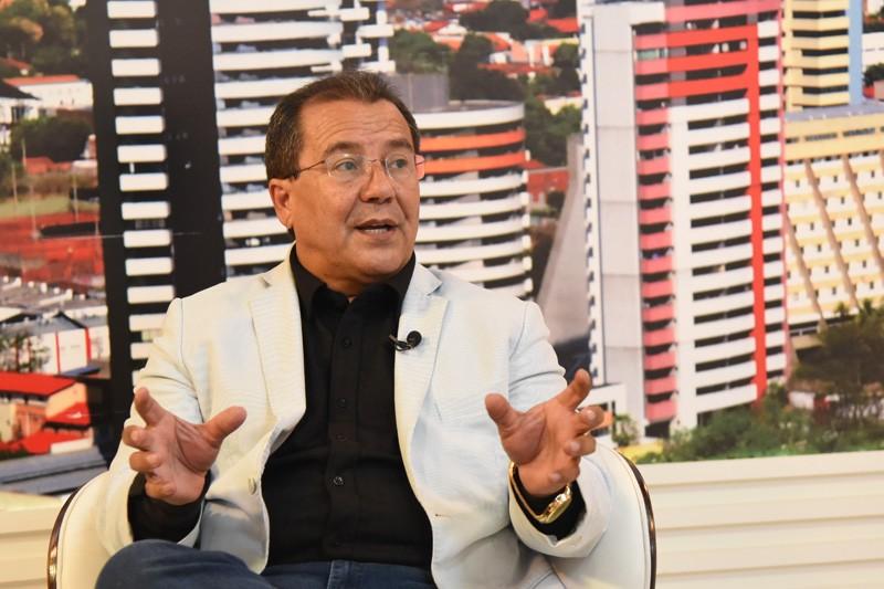 Presidente da APPM, Jonas Moura (Foto: Elias Fontinele / O DIA)