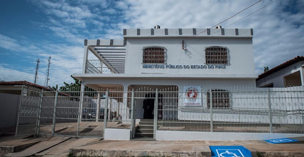 Ministério Público em São Raimundo Nonato/PI (Imagem: reprodução)