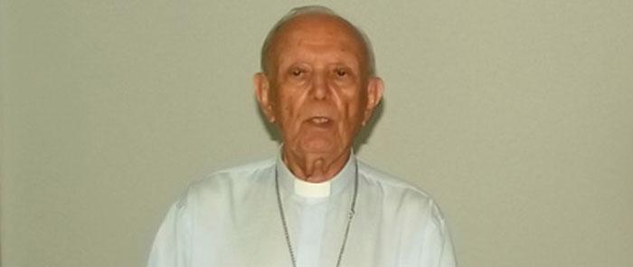 Dom Cândido, Bispo Emérito de São Raimundo Nonato