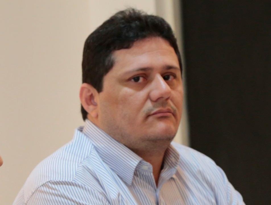 Prefeito Laênio Rommel Rodrigues Macêdo (Imagem: Reprodução)