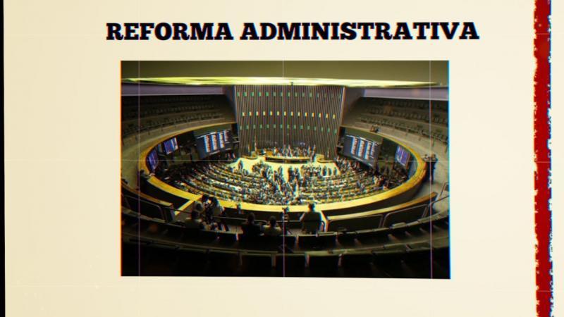 Governo trava concursos públicos para tentar aprovar reforma administrativa