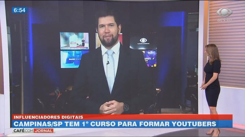 Campinas/SP tem 1º curso para formar youtubers